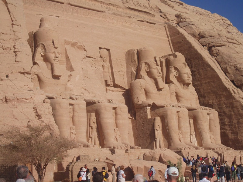 Abu Simbel my picture