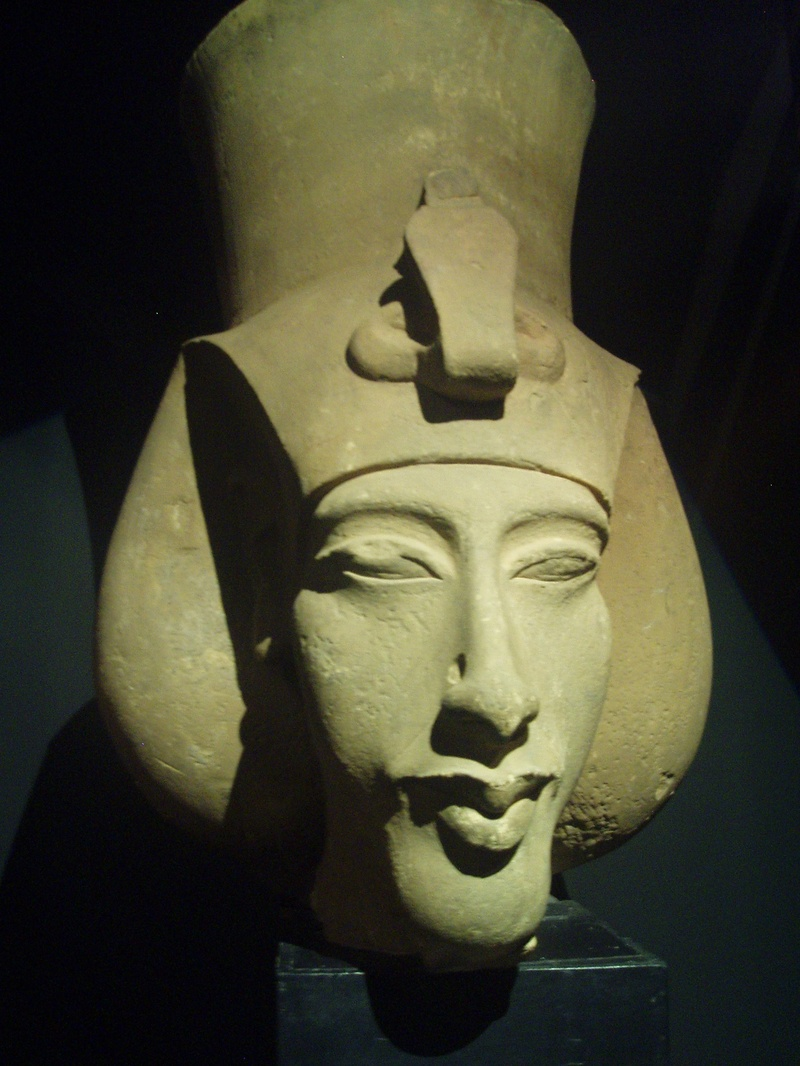 My picture  Akhenaten in Cario